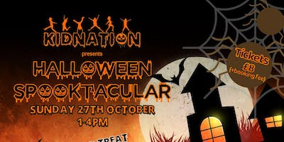 Kidnation presents 'Halloween Spooktacular'