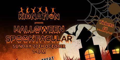 Kidnation presents 'Halloween Spooktacular' tickets