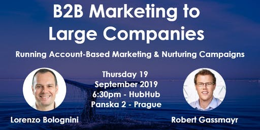B2B Marketing to Large Companies