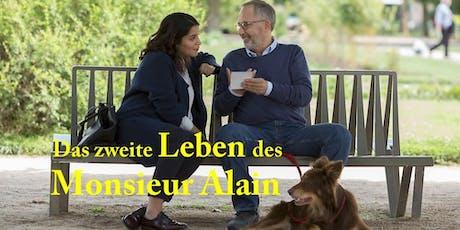 Kino: Das zweite Leben des Monsieur Alain Tickets