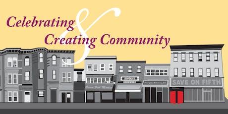 Celebrating & Creating Community tickets
