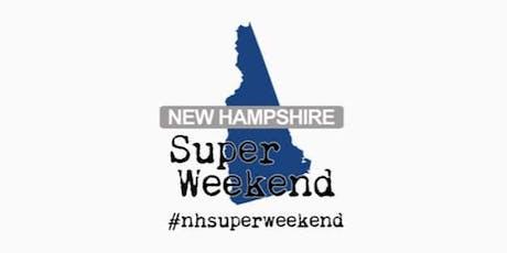 NH Super Weekend tickets