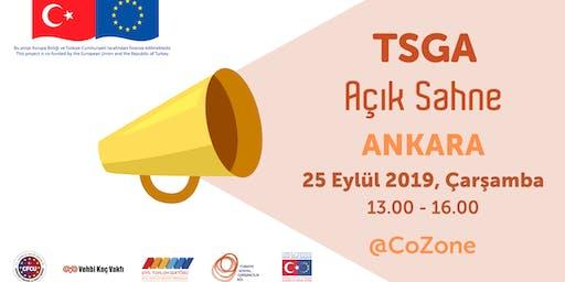 TSGA Açık Sahne Ankara #1
