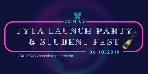 TyTa Launch Party & Student Welcome Fest