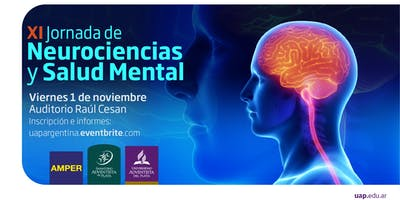XI JORNADA DE NEUROCIENCIAS Y SALUD MENTAL
