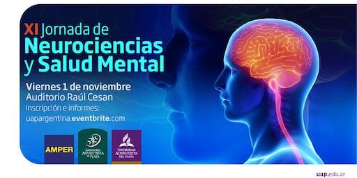 XI JORNADA DE NEUROCIENCIAS Y SALUD MENTAL