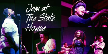 The Holiday Jam at The State House tickets