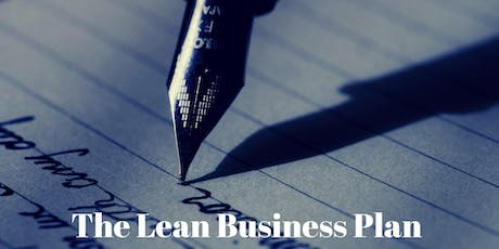 Lean Business Plan -Trim the fluff tickets
