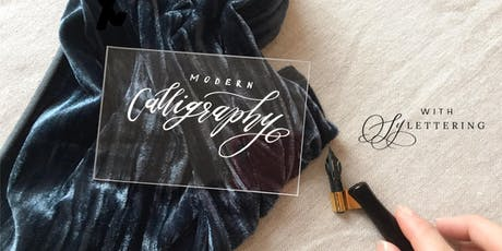 Modern Calligraphy for Beginners + Introduction to Lettering on Acrylic tickets