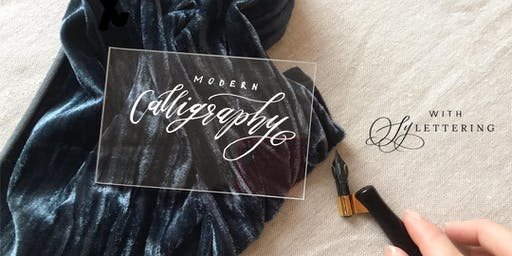 Modern Calligraphy for Beginners + Introduction to Lettering on Acrylic