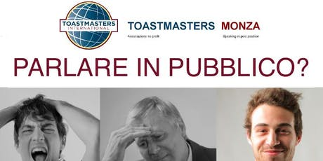 Toastmasters Monza - Speaking in Pole Position biglietti