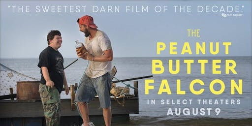 Peanut Butter Falcon Private Movie Showing- Sensory Friendly