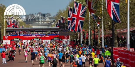 Virgin Money London Marathon 2020 - Francis House Charity Places tickets