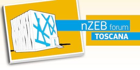 PISA - nZEB forum TOSCANA biglietti