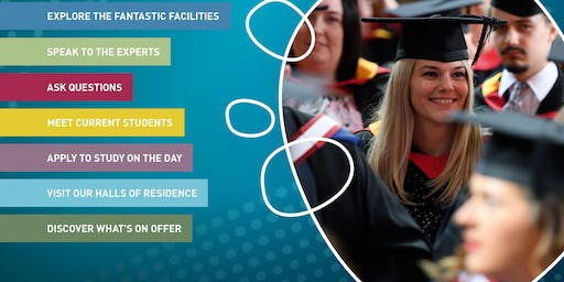 Degree Open Event - Moreton Morrell