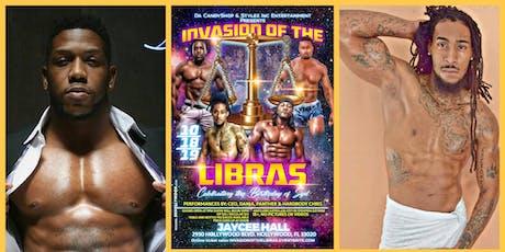 Invasion of the Libras Celebrating Syd & Thriller Birthday  tickets
