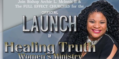 Healing Truth Women's Ministry  tickets