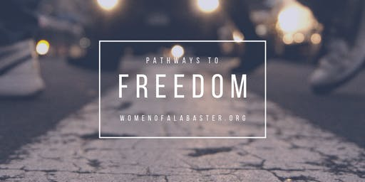 Building Pathways to Freedom - Support Mama Scar and Women of Alabaster