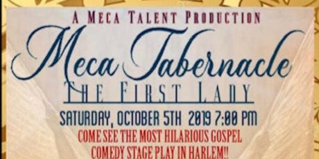 MECA TABERNACLE: THE FIRST LADY tickets