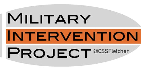 CSS Military Intervention Conference tickets