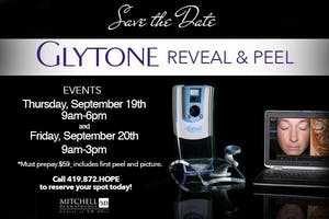 Glytone Reveal & Peel Event