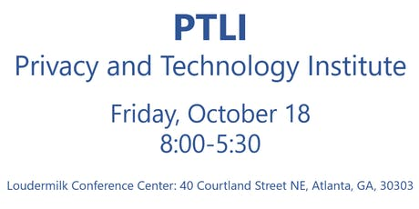 Privacy and Technology Law Institute tickets
