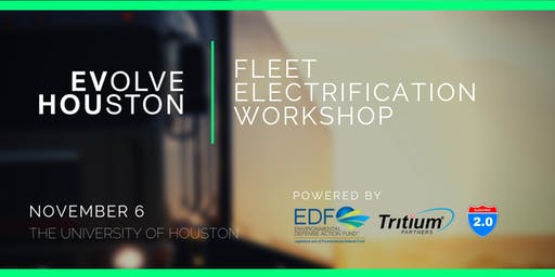 Fleet Electrification Workshop