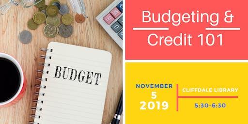 Credit 101 & Personal Budget Workshop
