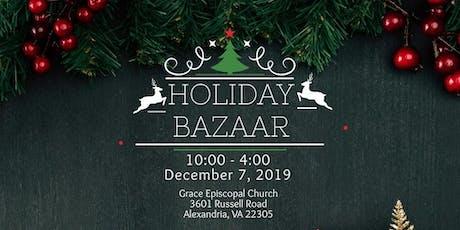 Holiday Bazaar at Grace tickets