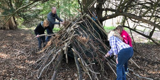 Family Den Building