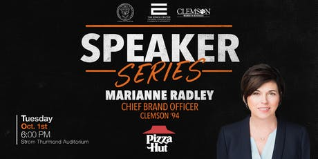 The Erwin Center for Brand Communications Speaker Series | Marianne Radley, Chief Brand Officer, Pizza Hut tickets
