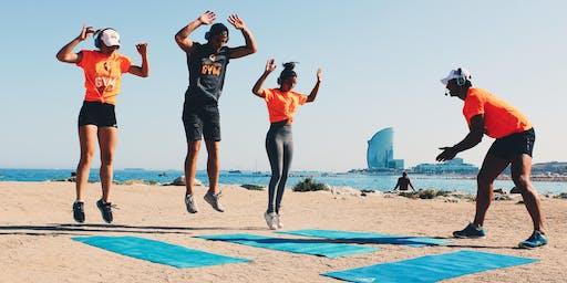Clase de Fitness ¡GRATIS! - Sesión HIIT en la playa