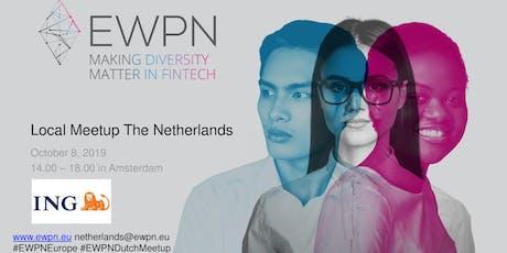EWPN Local Meetup the Netherlands tickets