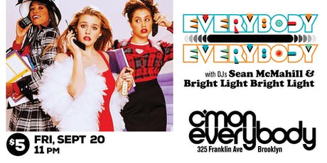 Everybody, Everybody *5 Year Anniversary Party* tickets