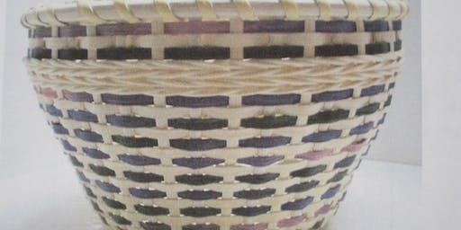 Basket Making with Carol Dickson