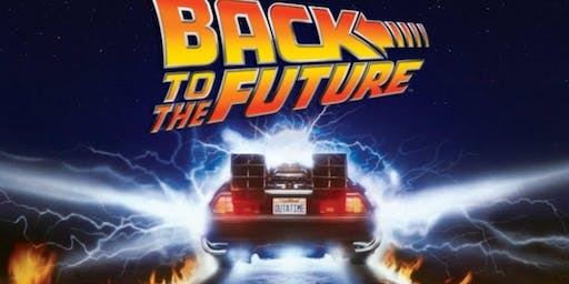 Back to the Future #2 8:30PM - Free (Register Limited Tickets)