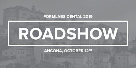 Roadshow Formlabs Ancona 2019 biglietti