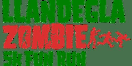 Llandegla zombie 5k fun run tickets