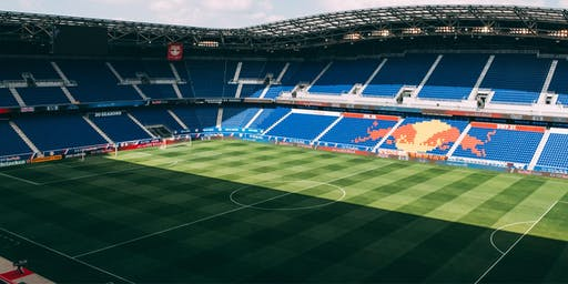 "SAME NJ Post's ""Can You Kick It?"" Event at Red Bull Arena"
