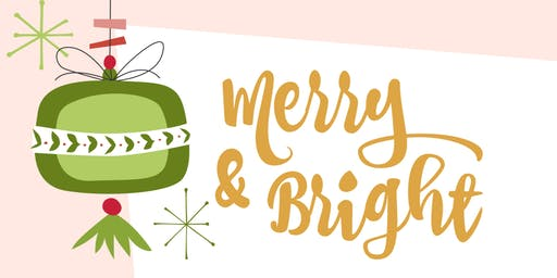Merry & Bright, A North Pole Market