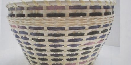 Basket Making with Carol Dickson tickets