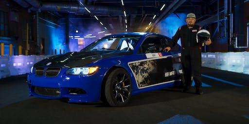 NETFLIX Hyperdrive Car in SF Sunday