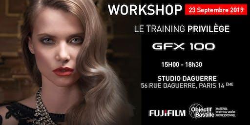 WORKSHOP FUJIFILM GFX100 #COMING #SOON