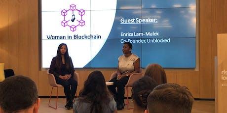 Women in Blockchain Talks with Bridget Greenwood & Janina Lowisz tickets