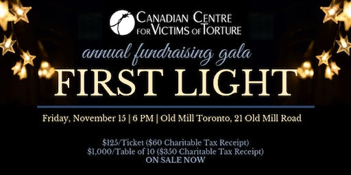 First Light Fundraising Gala
