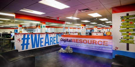 Digital Resource's Night of the Living Networkers Part II tickets