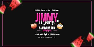 JIMMY. is JARIG. (kick-off Season 3) ✰