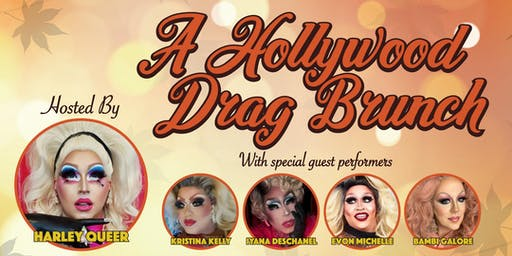 Drag Queen Brunch at Hollywood!