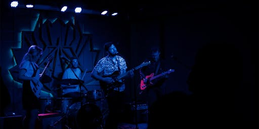 Safari Room w/ Souther & Ghost Soul Trio at Ace of Cups