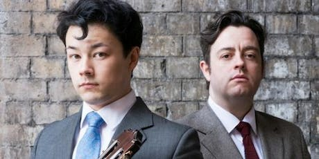 Ben Johnson (Tenor) & Sean Shibe (Classical Guitar) in Concert tickets